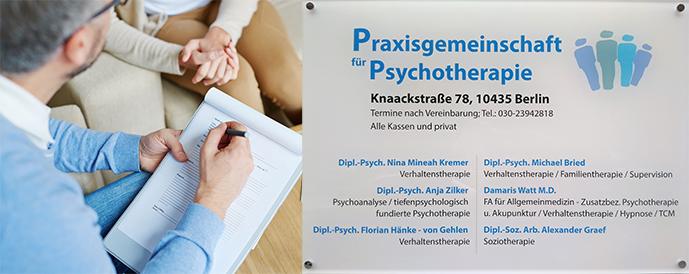 Soziotherapiepraxis in der Knaackstr.78, 10435 Berlin
