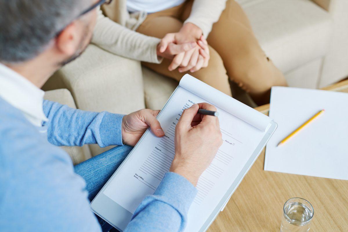 Soziotherapie eine Leistung der Krankenkasse, die auf Rezept verordnet werden kann